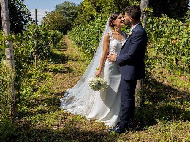 Il matrimonio di Andrea e Clarissa a Piossasco, Torino 29