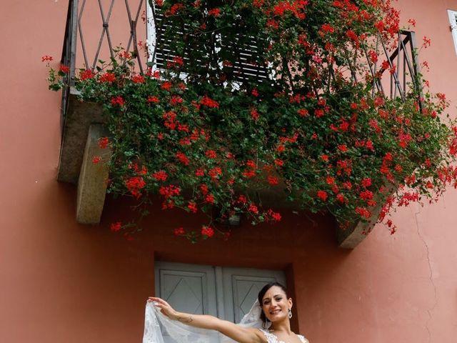 Il matrimonio di Andrea e Clarissa a Piossasco, Torino 30