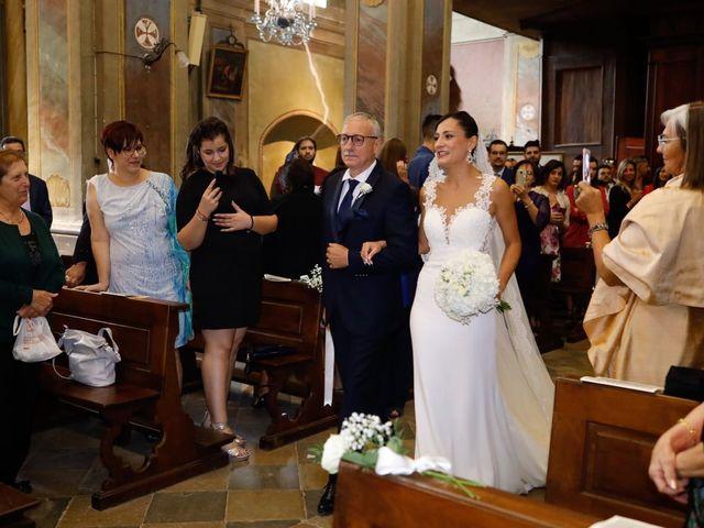 Il matrimonio di Andrea e Clarissa a Piossasco, Torino 43