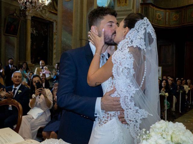 Il matrimonio di Andrea e Clarissa a Piossasco, Torino 44