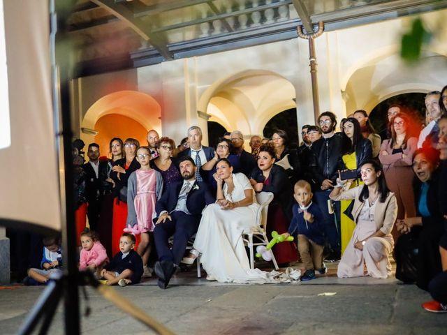 Il matrimonio di Andrea e Clarissa a Piossasco, Torino 73