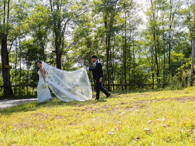 Il matrimonio di Andrea e Clarissa a Piossasco, Torino 76