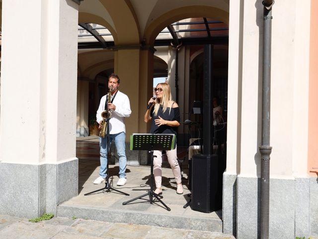 Il matrimonio di Andrea e Clarissa a Piossasco, Torino 79