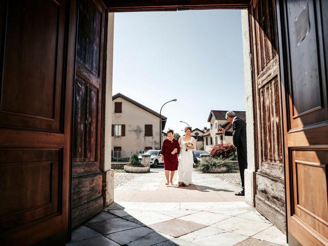 Il matrimonio di Giovanni e Chiara a Sedico, Belluno 17