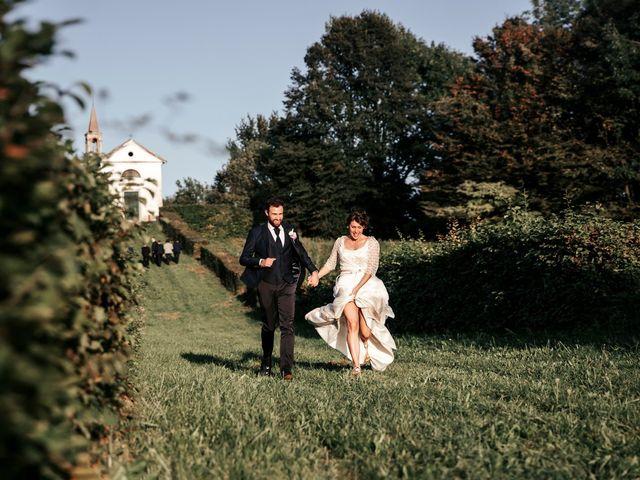 Il matrimonio di Giovanni e Chiara a Sedico, Belluno 29