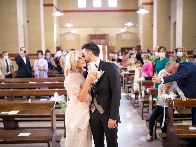 Il matrimonio di Matteo e Laura a Pisa, Pisa 19