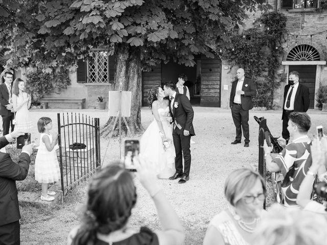 Il matrimonio di Matteo e Laura a Pisa, Pisa 38