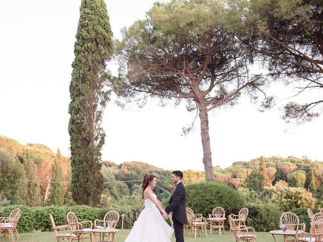 Il matrimonio di Matteo e Laura a Pisa, Pisa 39