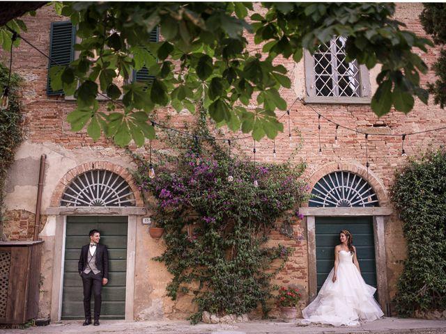 Il matrimonio di Matteo e Laura a Pisa, Pisa 40