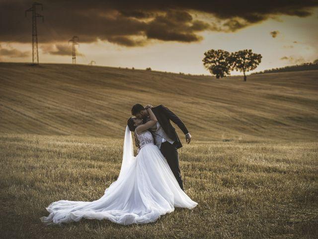 Il matrimonio di Luisa e Davide a Panicale, Perugia 1