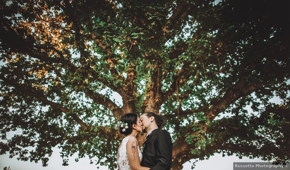 Il matrimonio di Tony e Marta a Roma, Roma