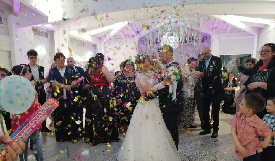 Il matrimonio di Giuseppe e Sara a Panni, Foggia