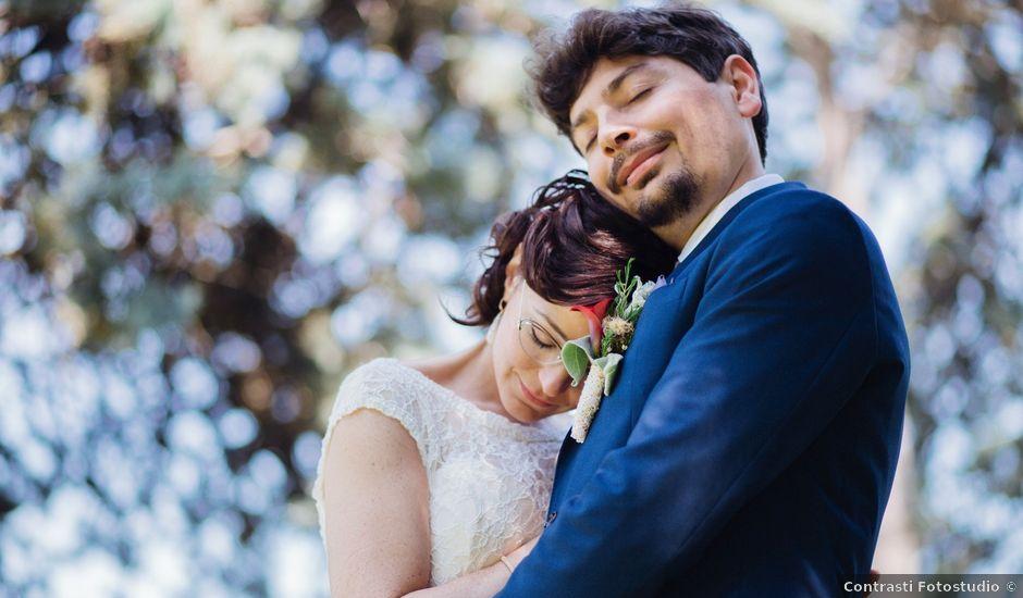 Il matrimonio di Davide e Raffaella a Cesena, Forlì-Cesena