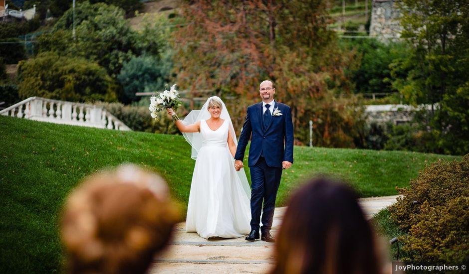 Il matrimonio di Fabio e Deborah a Ivrea, Torino