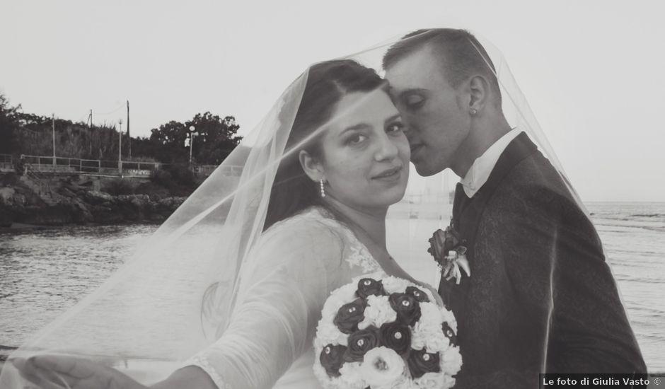 Il matrimonio di Manuel e Jessica a Vasto, Chieti