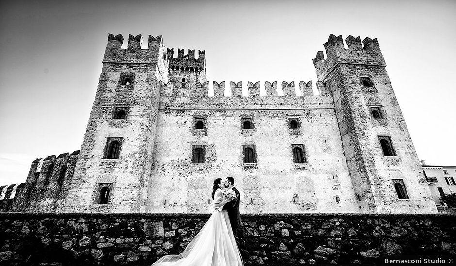 Il matrimonio di Massimo e Cristina a Sirmione, Brescia