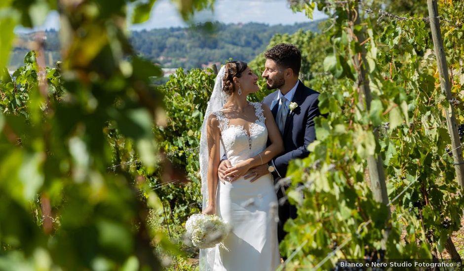 Il matrimonio di Andrea e Clarissa a Piossasco, Torino