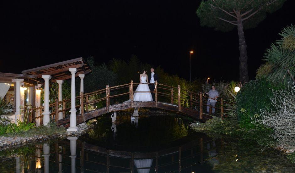 Il matrimonio di Michele e Elena a Roma, Roma