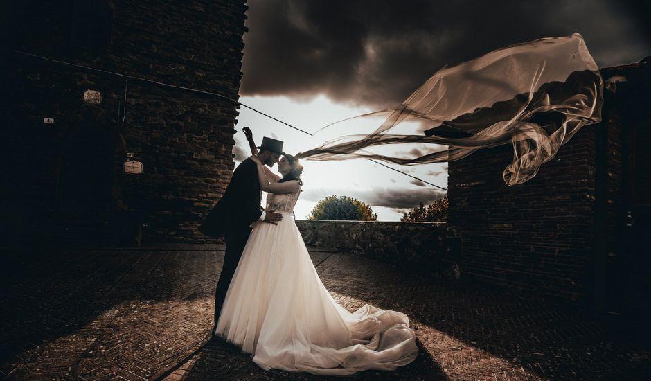 Il matrimonio di Luisa e Davide a Panicale, Perugia