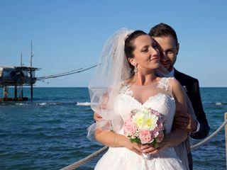 Le nozze di Fabrizia e Marco