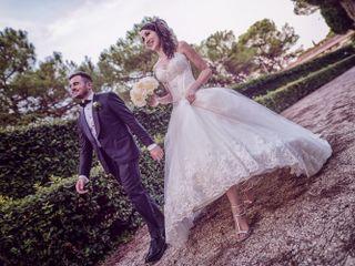 Le nozze di Vanessa e Daniele
