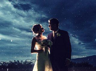 Le nozze di Serena e Daniele
