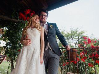 Le nozze di Carola e Etienne 2