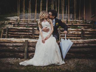 Le nozze di Carola e Etienne
