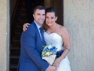 Le nozze di Angela e Christian 1
