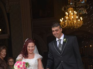 Le nozze di Deborah e Gaetano
