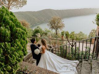 Le nozze di Ambra e Alessandro 1