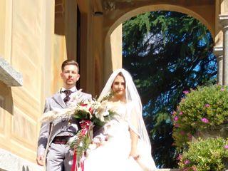 Le nozze di Eleonora e Samuele 1