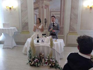 Le nozze di Eleonora e Samuele