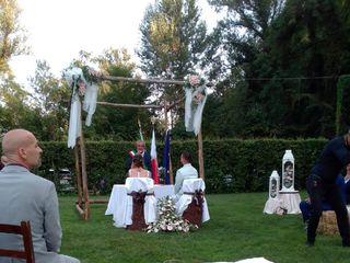 Le nozze di Nicole e Fabio 1