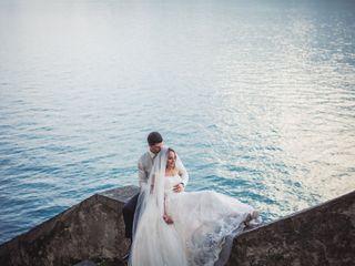 Le nozze di Valentina e Joel