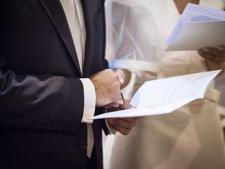 Le nozze di Elisa e Francesco 1