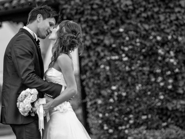 Le nozze di Camilla e Daniele