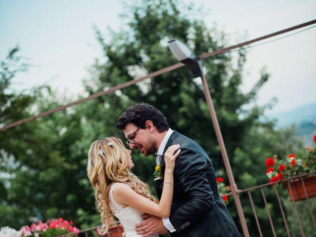 Il matrimonio di Etienne e Carola a Cortazzone, Asti 11