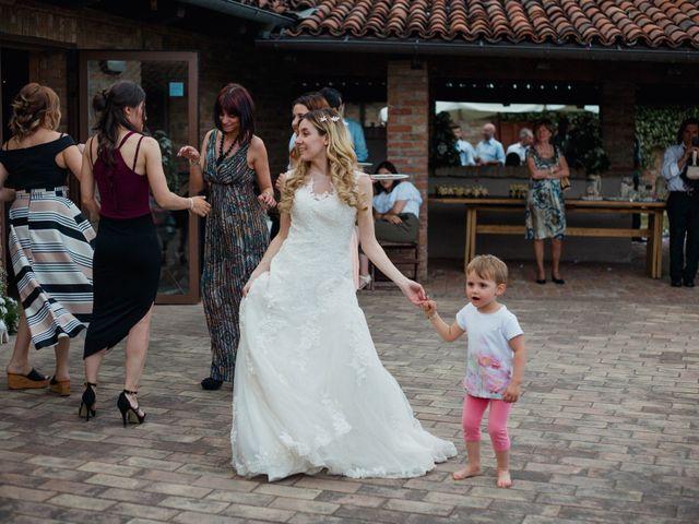 Il matrimonio di Etienne e Carola a Cortazzone, Asti 13
