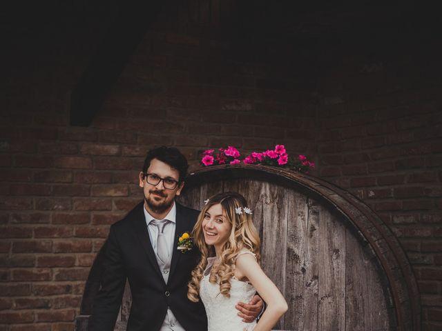 Il matrimonio di Etienne e Carola a Cortazzone, Asti 17