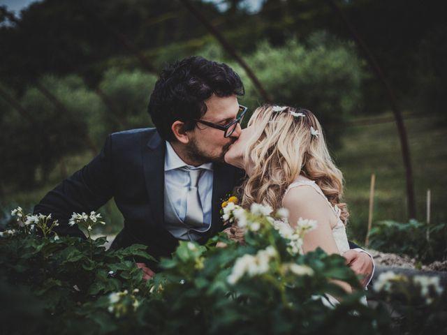Il matrimonio di Etienne e Carola a Cortazzone, Asti 19