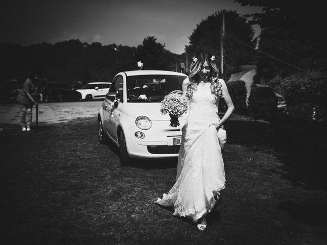 Il matrimonio di Etienne e Carola a Cortazzone, Asti 24