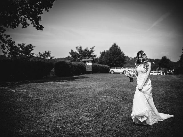 Il matrimonio di Etienne e Carola a Cortazzone, Asti 25