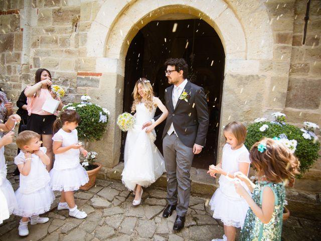 Il matrimonio di Etienne e Carola a Cortazzone, Asti 27