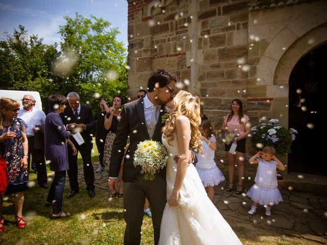 Il matrimonio di Etienne e Carola a Cortazzone, Asti 29