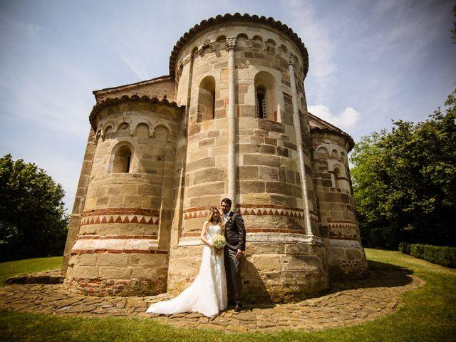 Il matrimonio di Etienne e Carola a Cortazzone, Asti 33