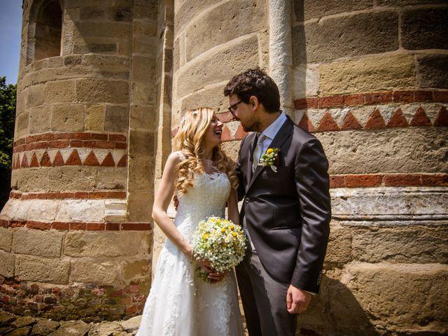 Il matrimonio di Etienne e Carola a Cortazzone, Asti 34