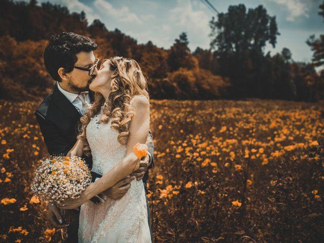 Il matrimonio di Etienne e Carola a Cortazzone, Asti 36