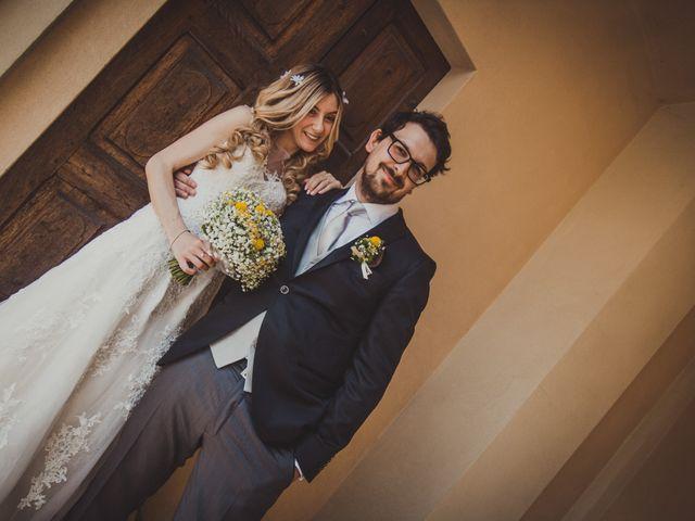 Il matrimonio di Etienne e Carola a Cortazzone, Asti 38
