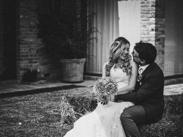 Il matrimonio di Etienne e Carola a Cortazzone, Asti 39